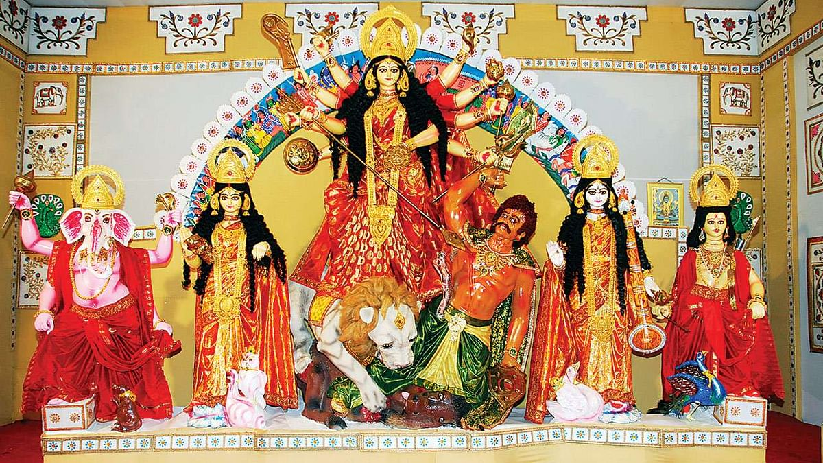 Shubho Mahalya! Has Durga Puja become a reality show?