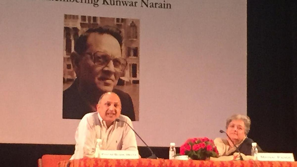 Remembering Kunwar Narayan and rebellion in his works