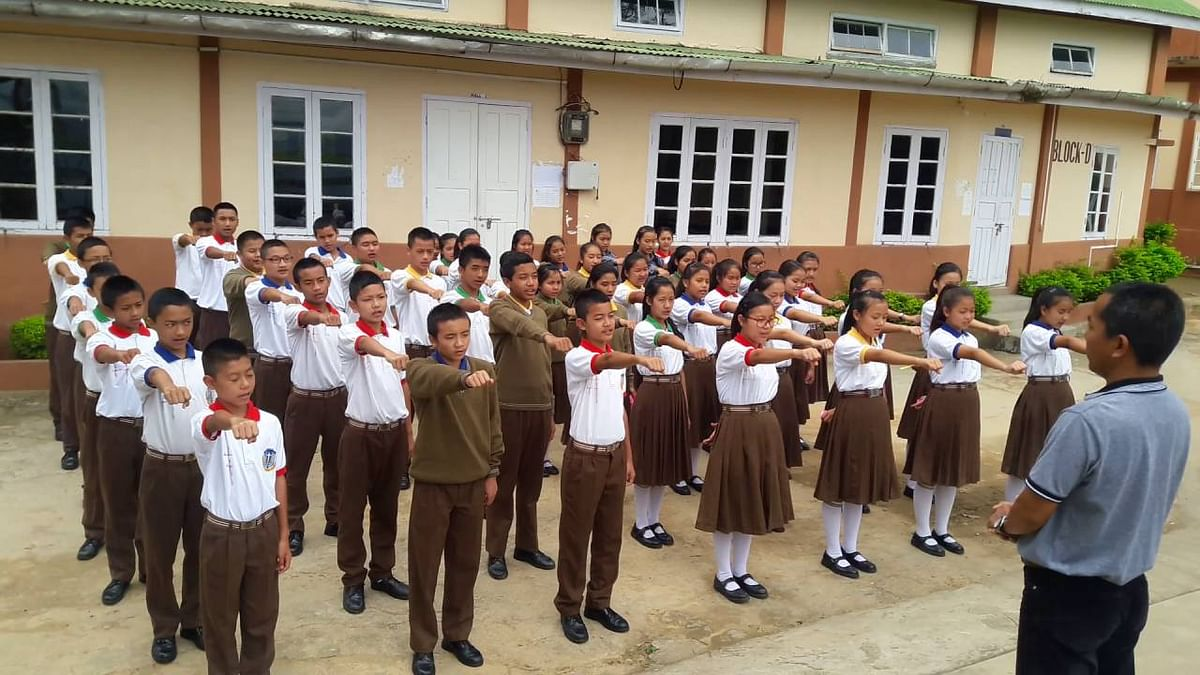Mizo students take oath to not marry 'outsiders'