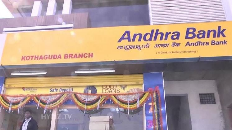 After 'Hyderabad', now 'Andhra' to slip into banking history