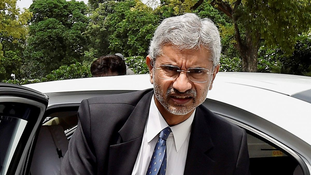India open to talk terror with Pak provided it is in 'civilized' manner: Jaishankar