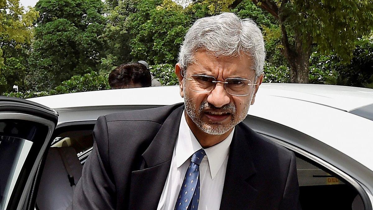 External Affairs Minister S. Jaishankar (file photo, PTI)