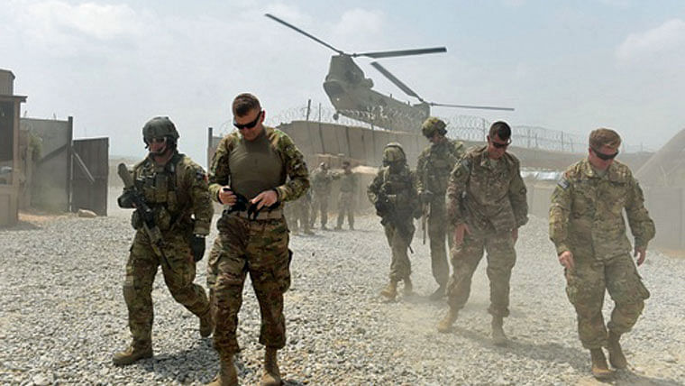 The expected US-Taliban pact will see massive reduction of US troops in Afghanistan (file photo, PTI)