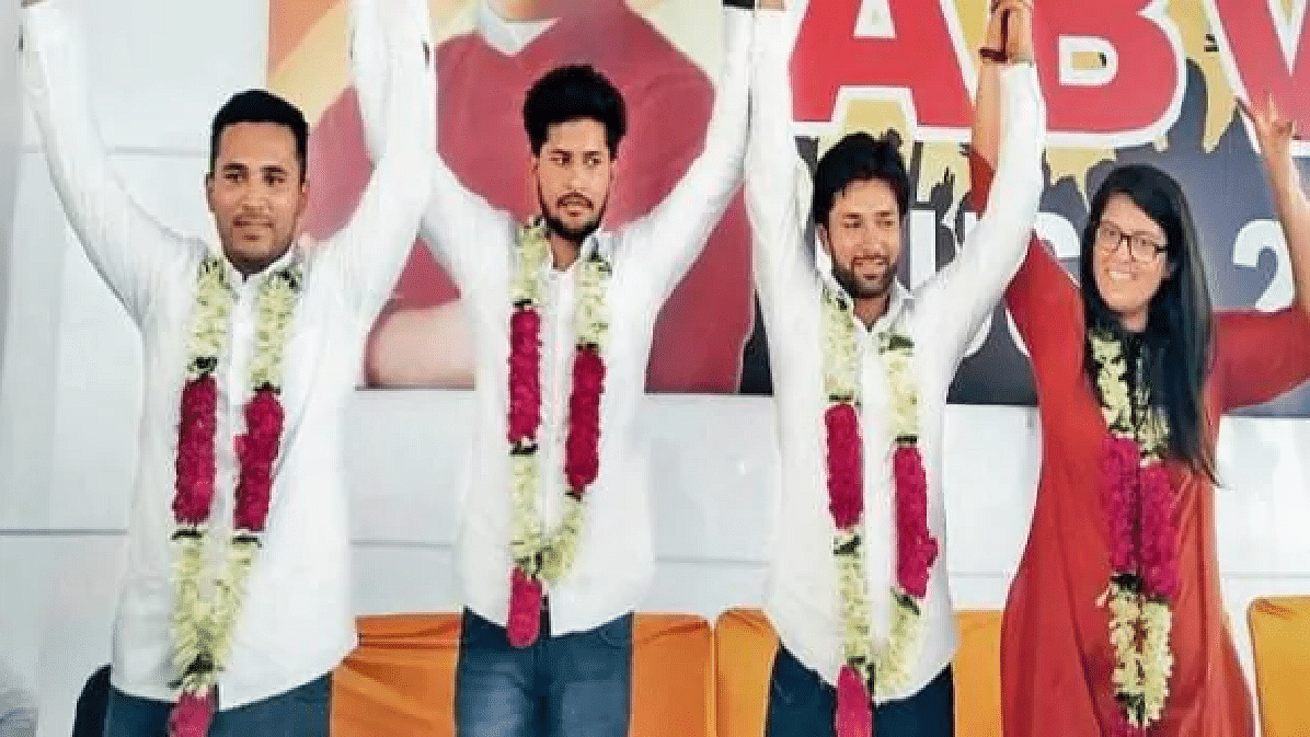 DUSU polls: ABVP bags 3 posts, NSUI 1