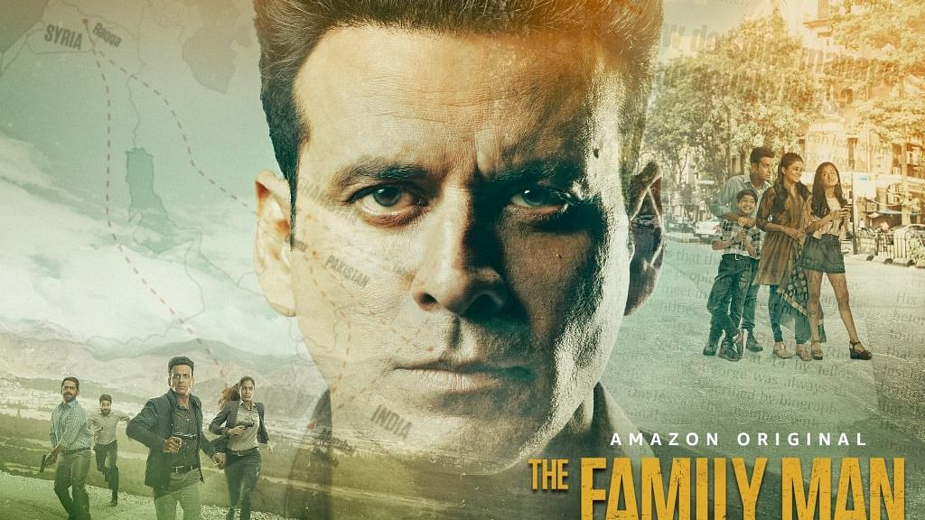 'The Family Man' trailer is promising