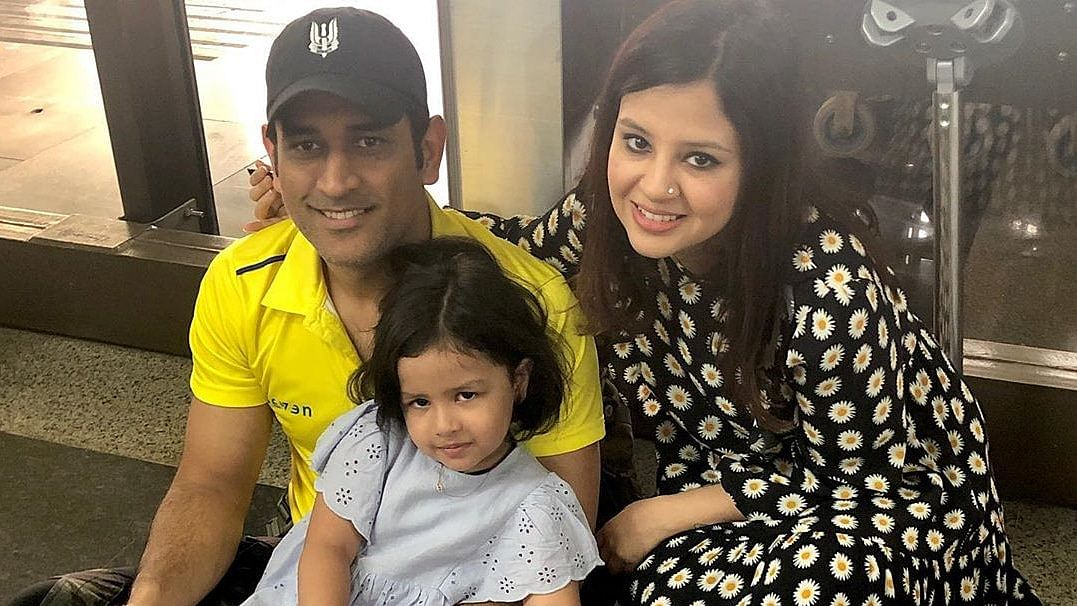 Dhoni's wife questions daily Ranchi power cuts
