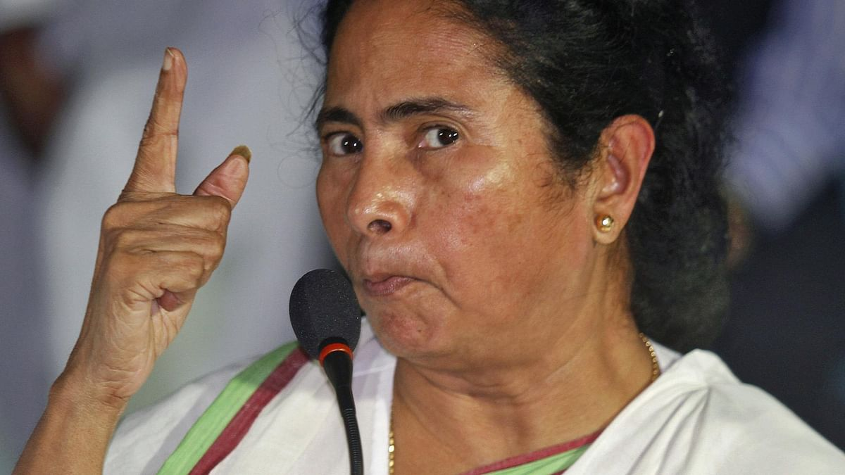 West Bengal Chief Minister Mamata Banerjee (Photo courtesy: social media)