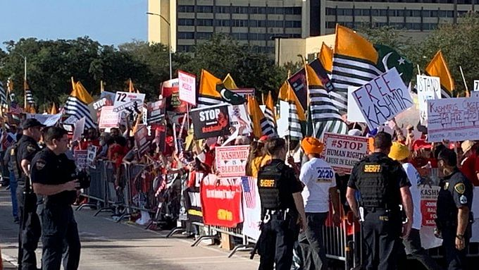 'Go back Modi': Thousands boycott #HowdyModi event in Houston
