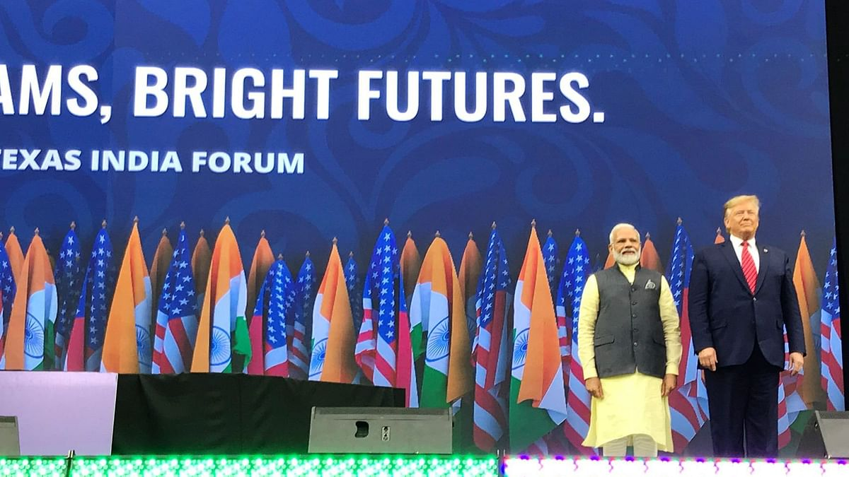 """MEA refuses to share information about """"Howdy Modi"""" event, reveals RTI reply"""