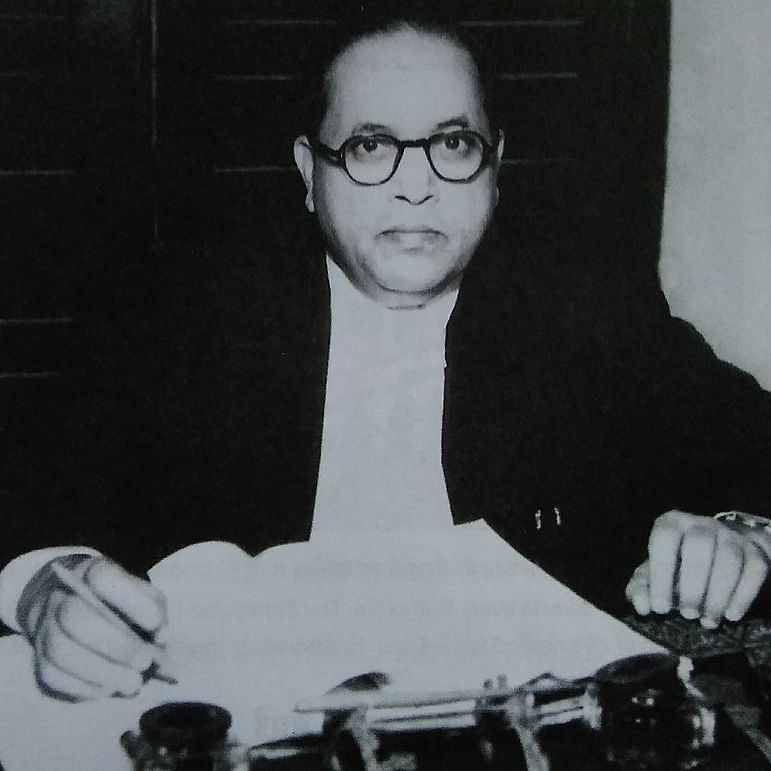 Dr. B R Ambedkar