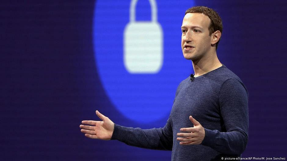 Facebook workers don't need vaccine to return to work: Zuckerberg
