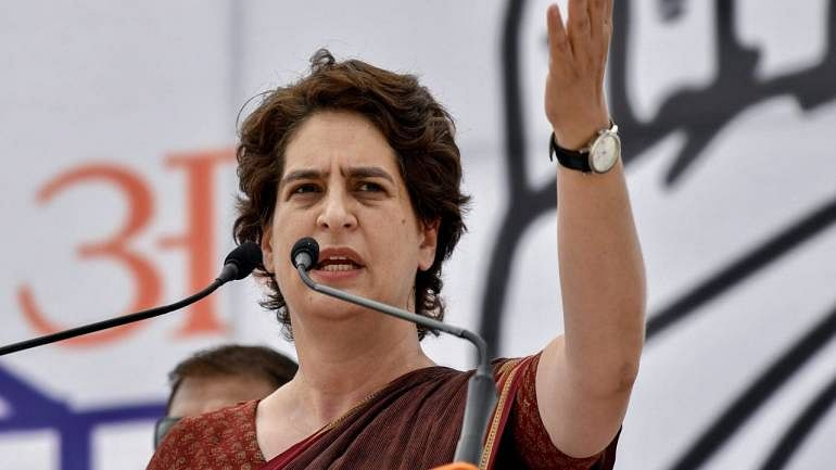 Economy falling deeper into recession, when will Modi govt open its eyes, asks Priyanka