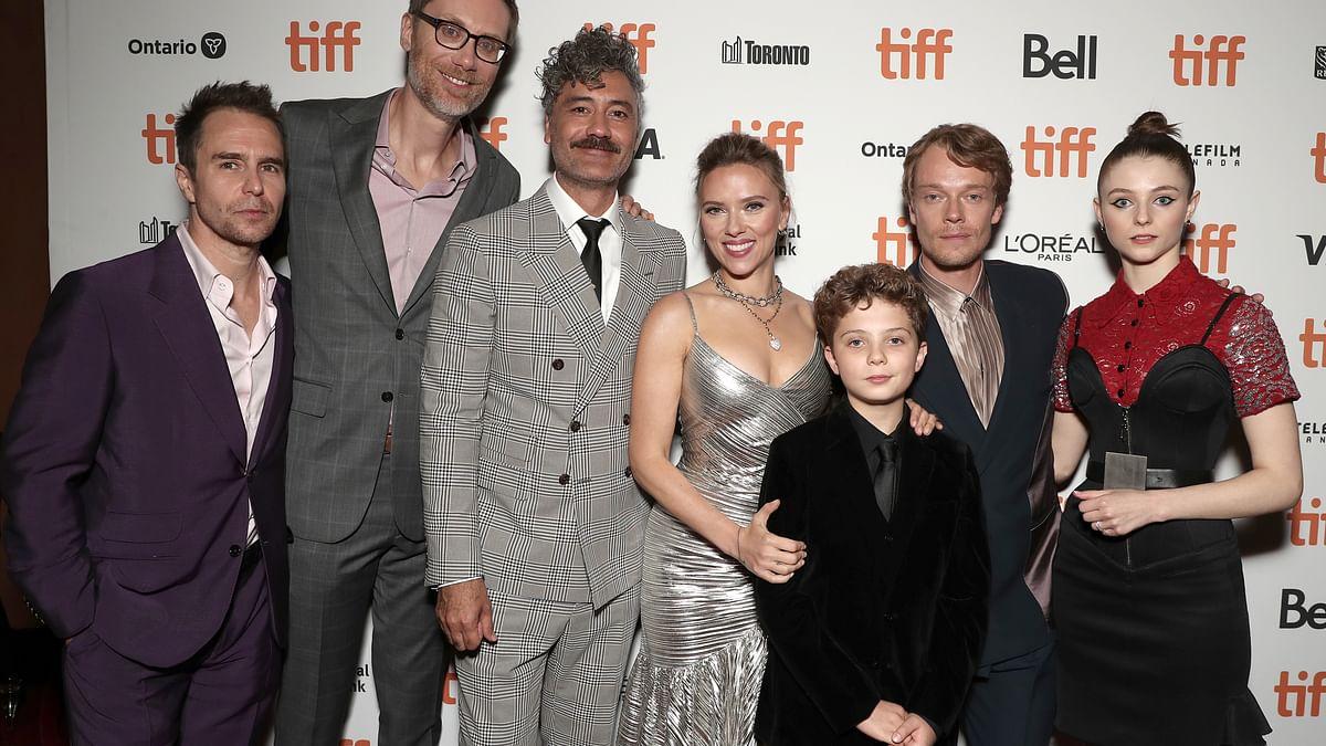 Premiere of JOJO Rabbit at the Toronto International Film Festival