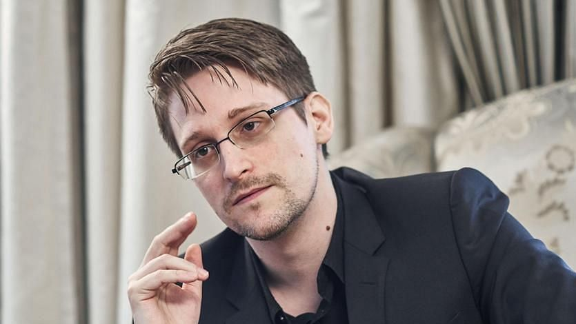 Your life now an open book, Edward Snowden says in memoir 'Permanent Record'