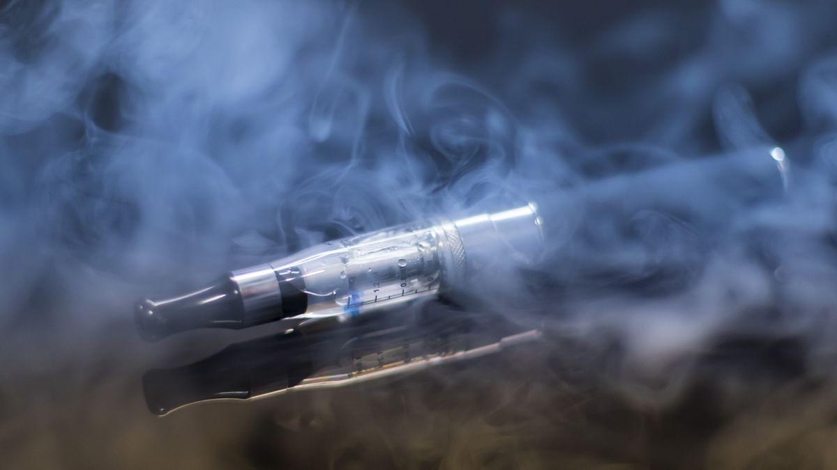 Union Cabinet approves  ban on e-cigarettes