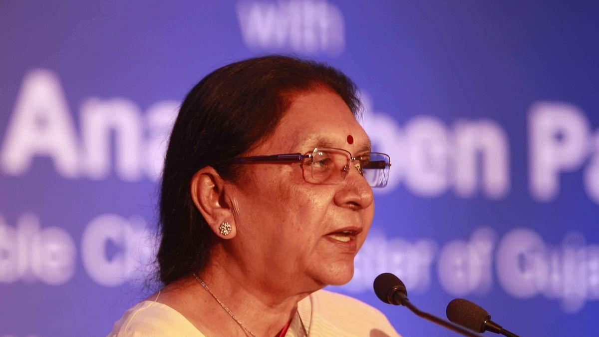 UP Governor Anandiben Patel