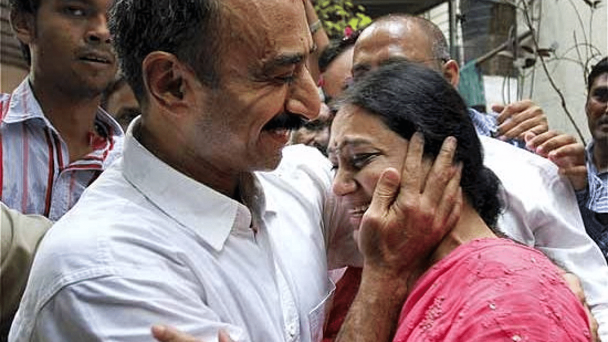 Sanjiv Bhatt fighting for being honest, people watching as mute spectators, wife Shweta pens emotional post