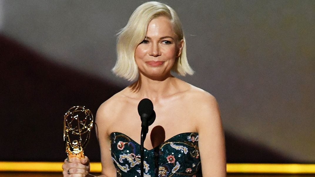 Michelle Williams advocates equal pay for women, women of colour at the Emmys