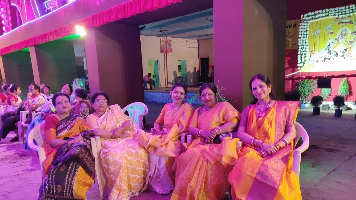 Women warriors overcome Durga Puja budget blues in Jaipur