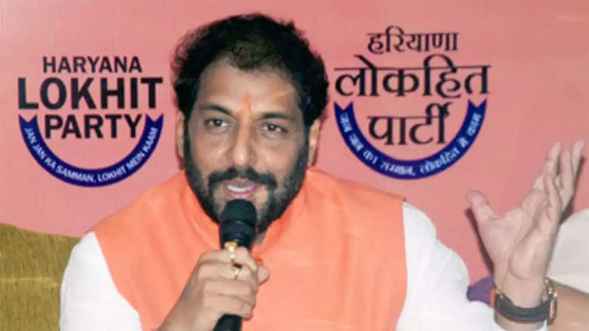 "Gopal Kanda- accused of rape and abetment of suicide, tax fraud; has taken the ""right"" call in joining BJP"