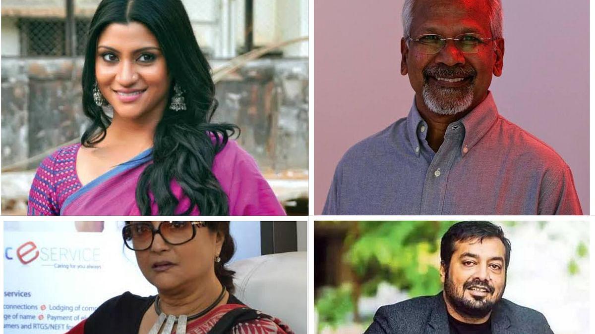 Aparna Sen, Mani Ratnam, Konkona Sen Sharma and Anurag Kashyap (Photo courtesy: Social media)