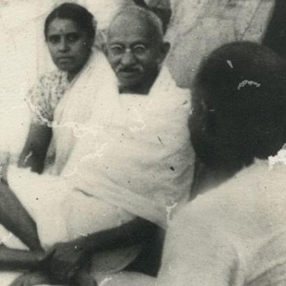 Gandhi's five trips to Kerala