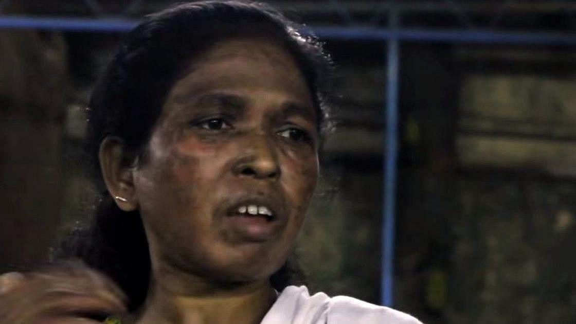 Adivasi leader Soni Sori