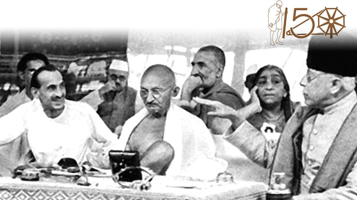 Did nobody kill Gandhi?