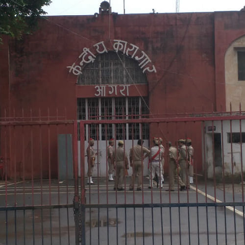 Agra Jail refuses to provide even the number of J&K detainees under RTI
