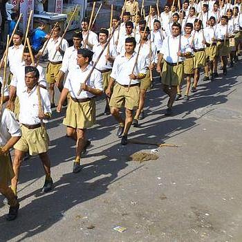 Sangh Parivar distorting definition of Nationhood