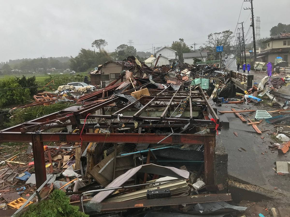 Typhoon #Hagibis: Death toll climbs to 33; rescue operations continue