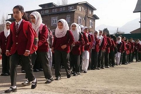 Magistrates to 'monitor' assemblies and student activities in Kashmir schools