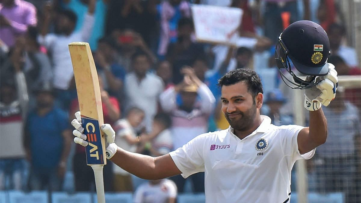 India vs SA 3rd Test: Rohit hits double ton, breaks one of Bradman's records