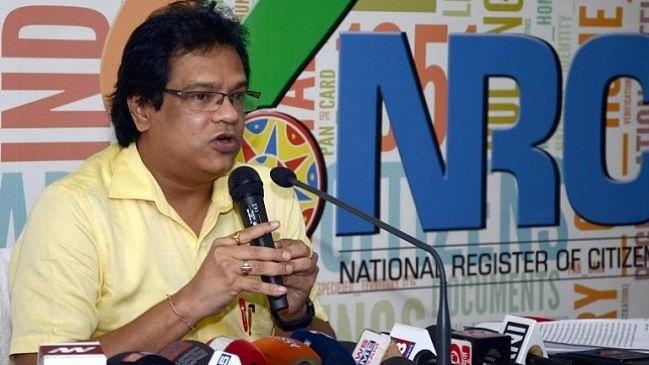 Assam NRC Coordinator Prateek Hajela, shunted to Madhya Pradesh by the Supreme Court (File photo)