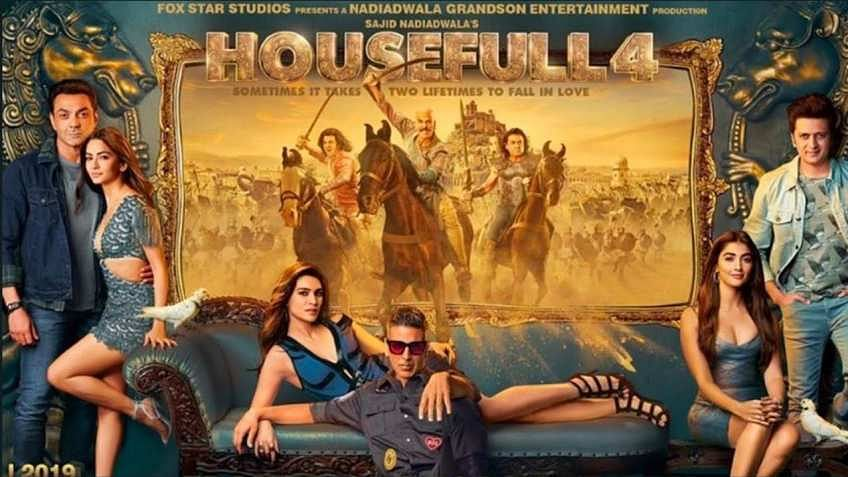 'Housefull 4' Review: It is a sinfully wicked entertainment