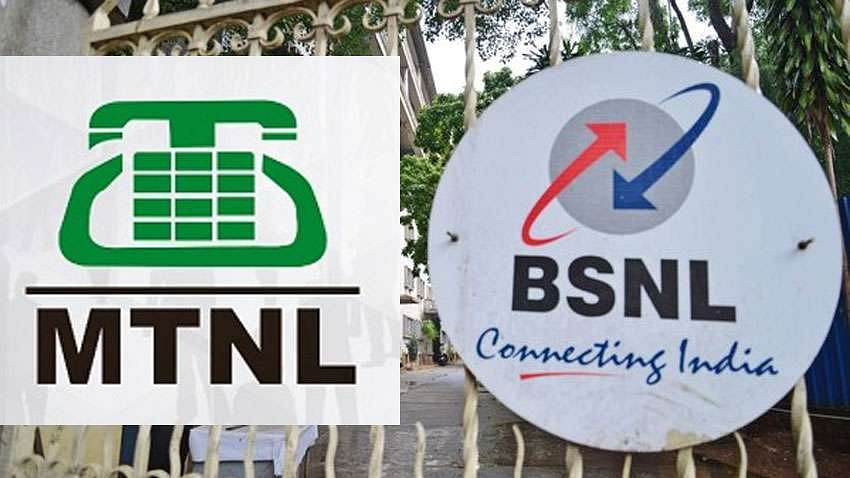 MTNL to be merged with BSNL for revival of state-owned telecom firms