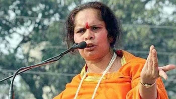 If you want a riot, then get the posters taken off, says Sadhvi Prachi over 'name and shame' hoarding