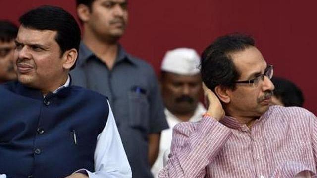 Warring allies: BJP, Sena at loggerheads again
