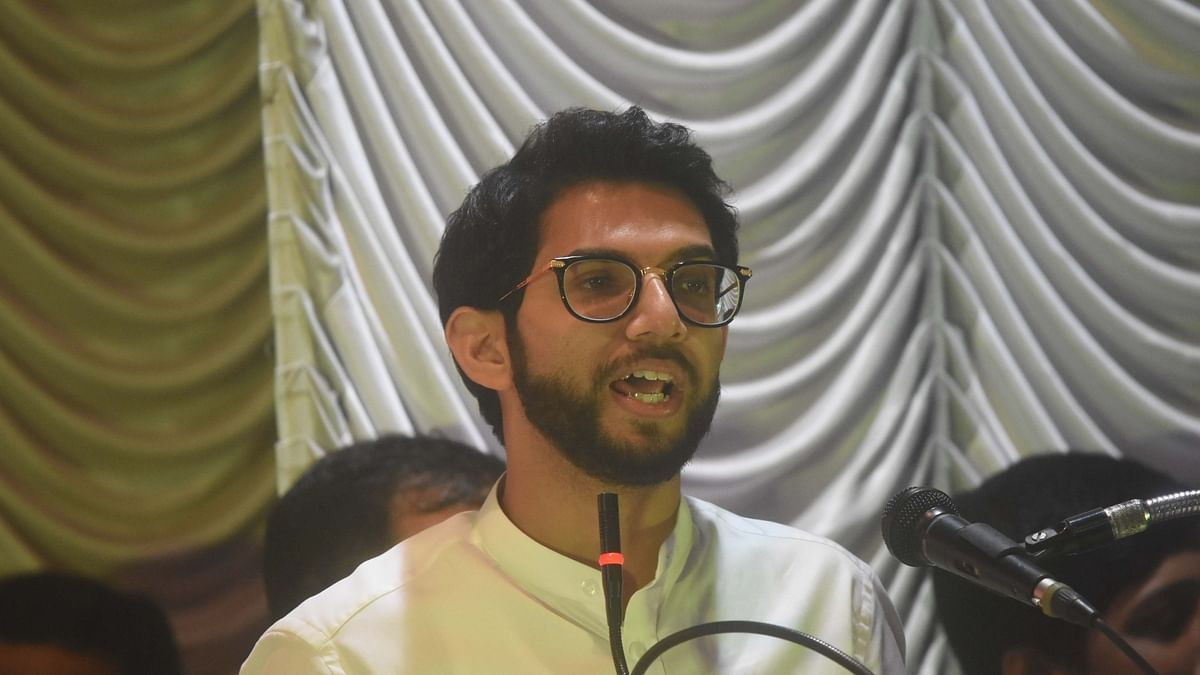 'Richie rich' Aditya Thackeray with ₹16 cr assets