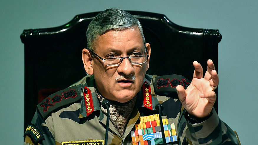 China's PLA carrying out development work in Tibet; India ready for any eventuality: CDS Rawat