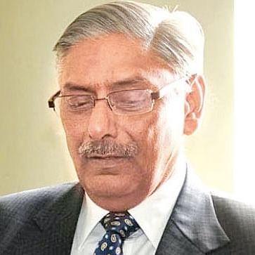 A file picture of Justice Arun Mishra