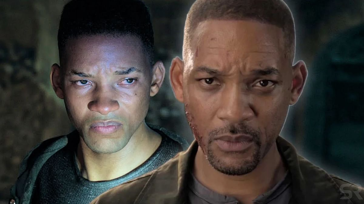 Will Smith is the Ang Lee young man