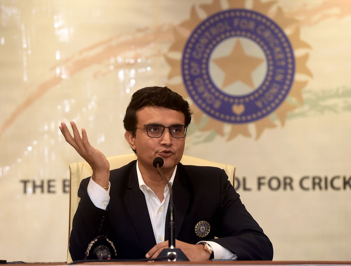 Indian team has talent, needs to show maturity to win T20 WC: Ganguly