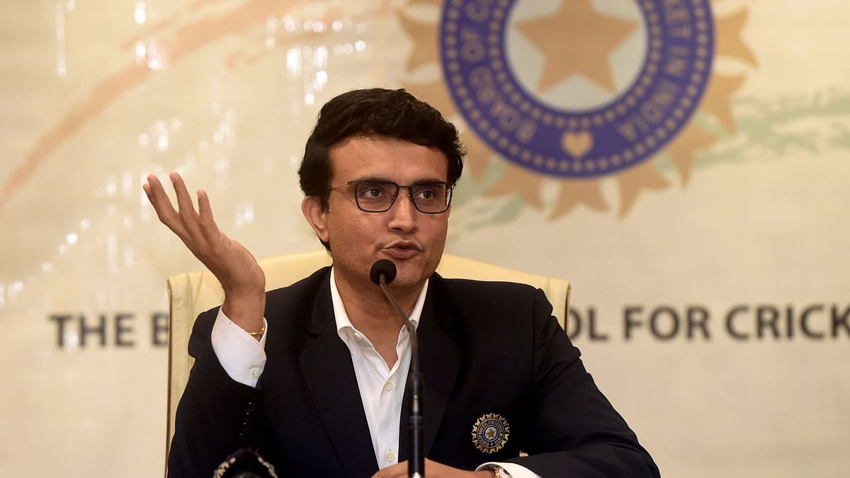 BCCI President Sourav Ganguly (PTI Photo)