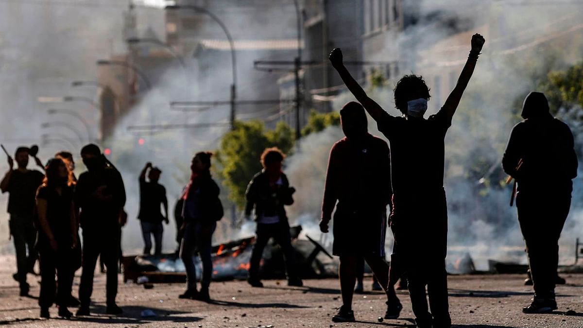 Chile extends state of emergency as protest death toll hits seven