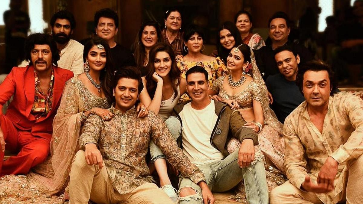 Housefull 4: A reincarnation comedy, but an epic?