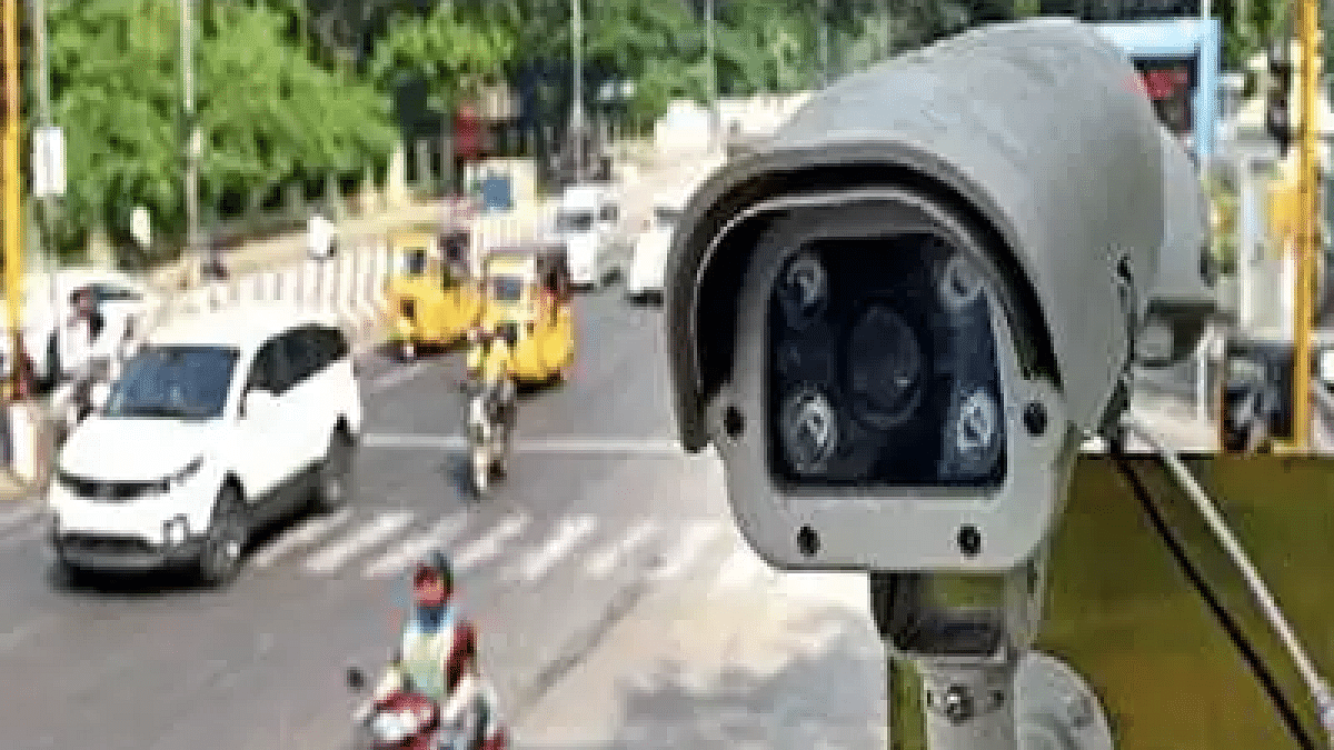 Technology catches up with bigwigs as cameras trap vehicles owned by Cabinet ministers for traffic offences