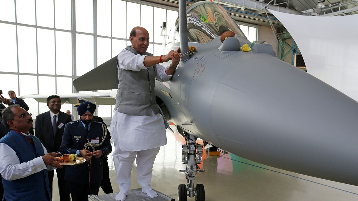 Rafale scuttled to appease the US?