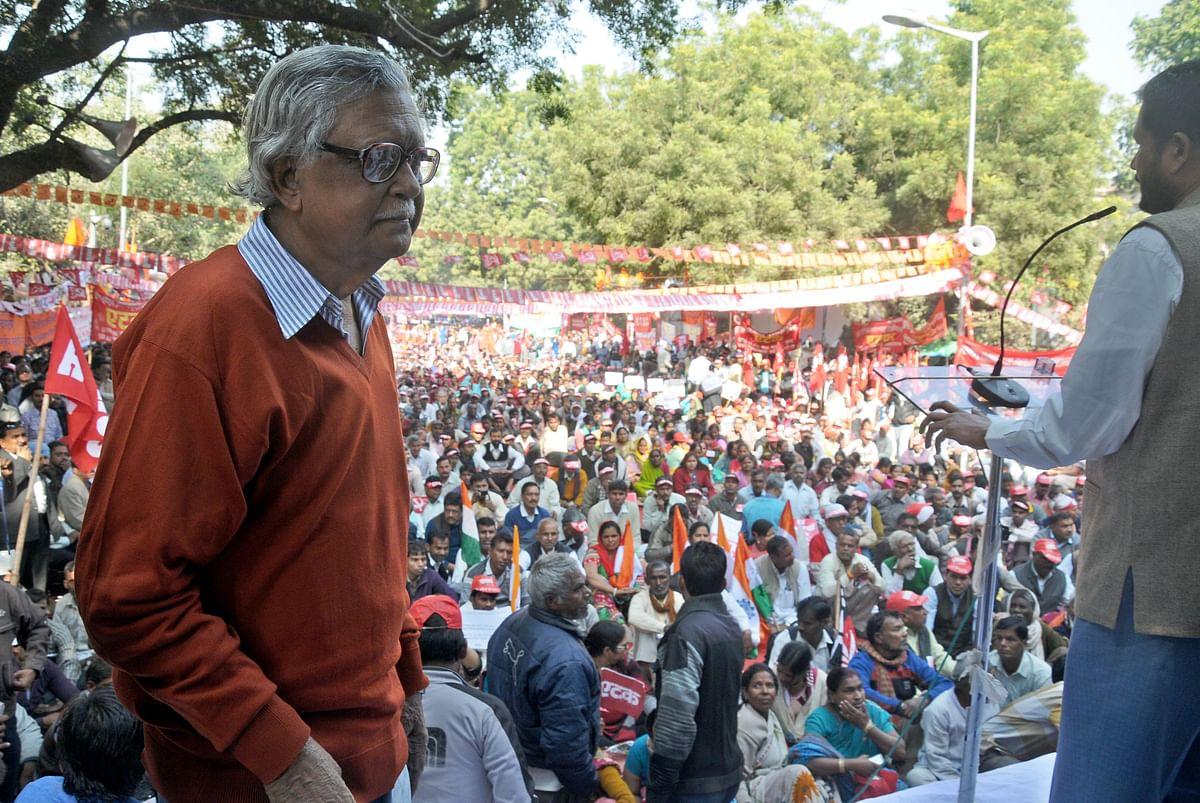 Gurudas Dasgupta's death is big loss to left movement, veteran CPI leader was unifier of trade union struggles
