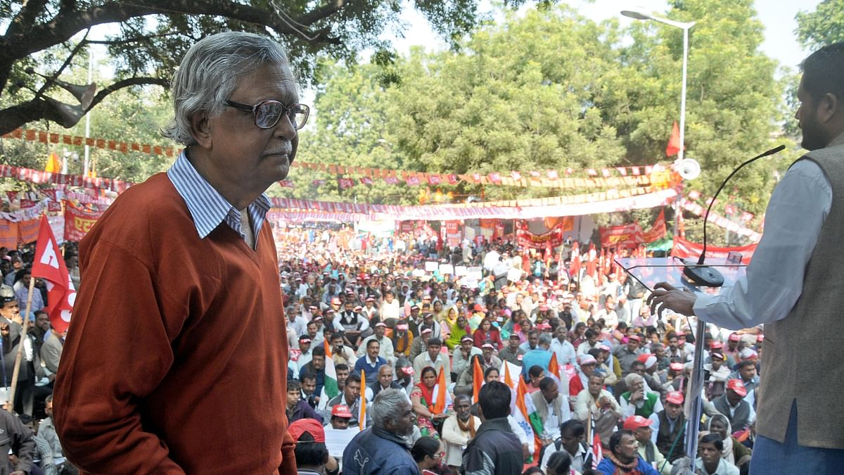 Gurudas Dasgupta's death is big loss to left movement, veteran CPI leader was unifier of trade union struggles